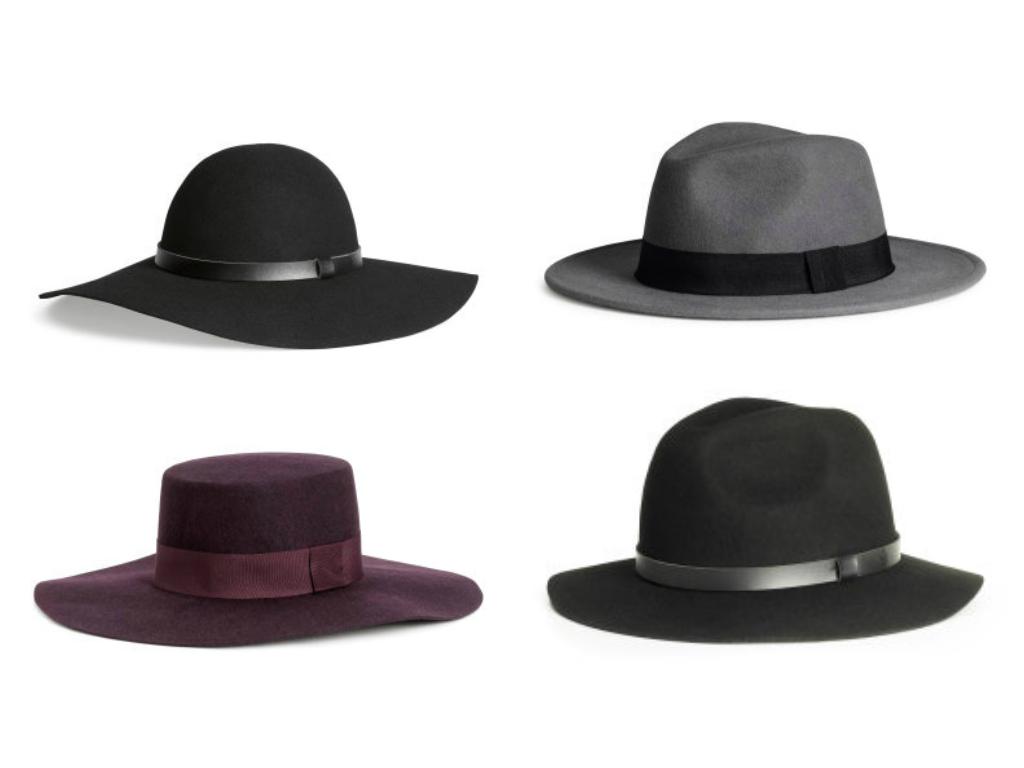 H&M hats