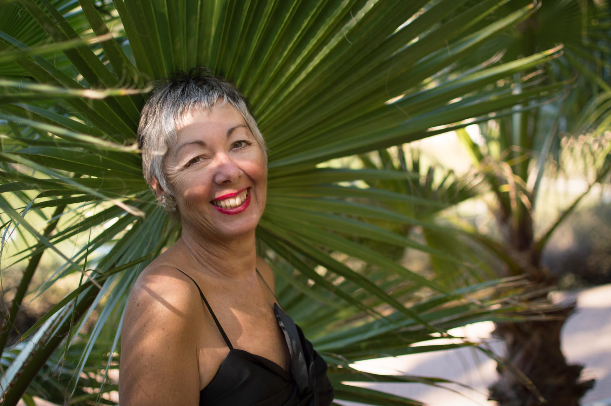 Barbara portrait couture