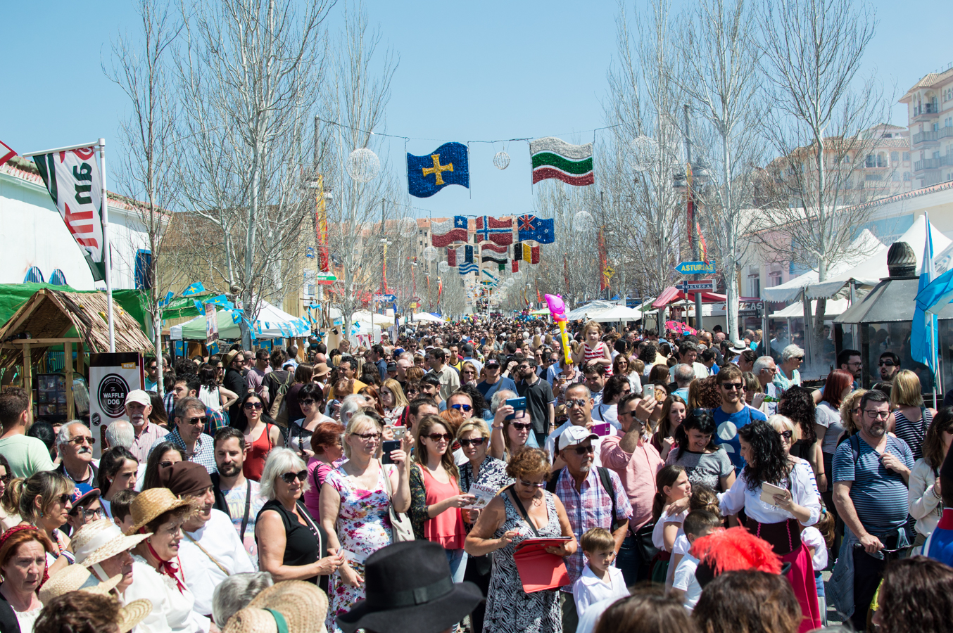 Feria De Los Pueblos or Around the World in 5 Days 8